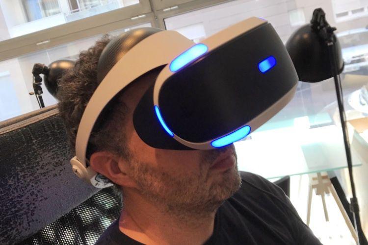 Un casque PSVR pour la PS5 chez Sony, des lunettes AR chez Qualcomm