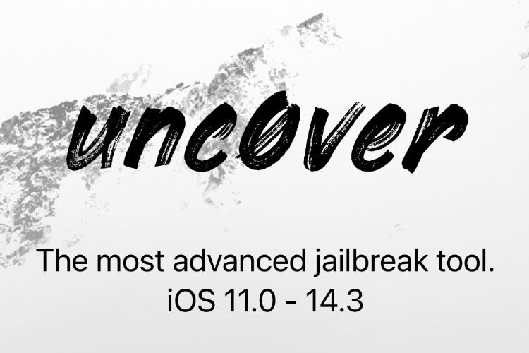 unc0ver 6.0 : un nouveau jailbreak pour tous les iPhone et iPad, d'iOS11 à iOS 14.3