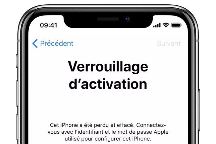 La page web d'Apple pour faire sauter le verrouillage d'activation arrive auCanada🆕