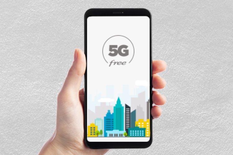 Déploiement de la 5G : Free Mobile toujours loin devant