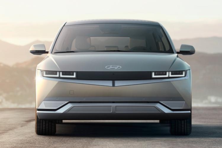 Hyundai dévoile la Ioniq5, sa première voiture électrique basée sur la plateforme E-GMP
