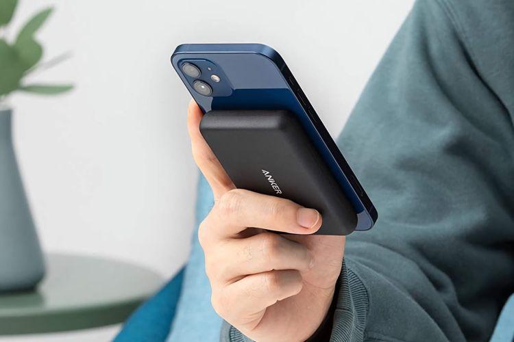 Anker a créé une batterie avec MagSafe intégré pour les iPhone12