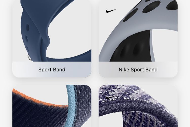 Bandbreite : un gestionnaire pour les fans de bracelets d'AppleWatch