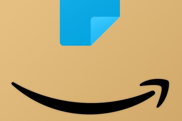 La nouvelle icône de l'app Amazon débarque en France
