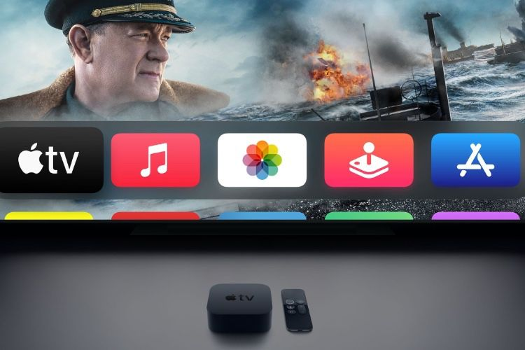 tvOS 14.5 : l'Apple TV supporte les fréquences de 23,976 et 24 images par seconde