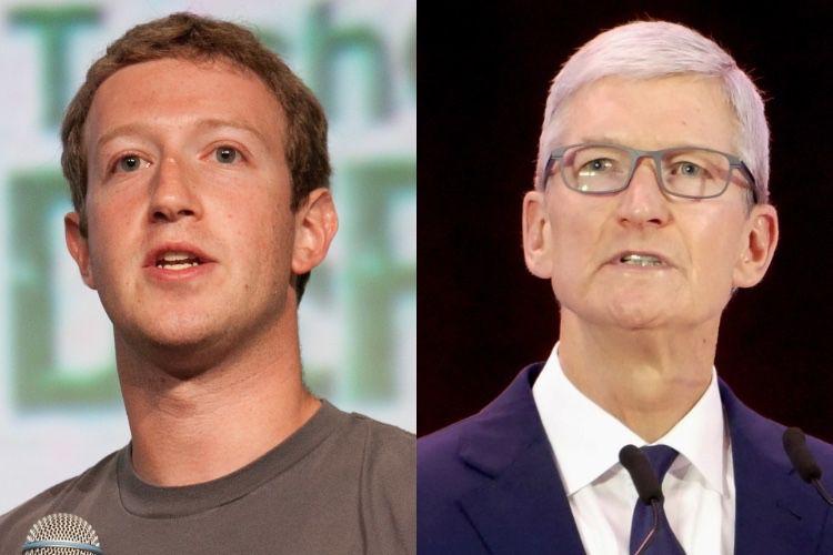 Mark Zuckerberg veut « faire mal » à Apple - MacGeneration