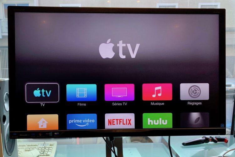 Clap de fin pour l'app YouTube sur l'AppleTV de 3egénération