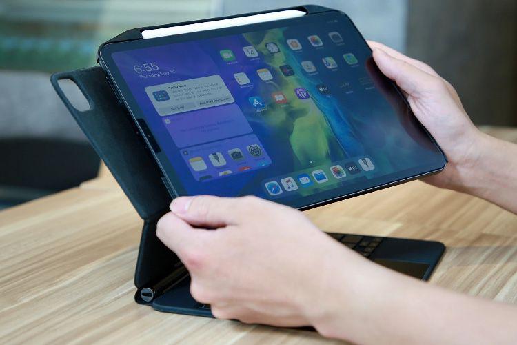 Des coques iPad compatibles avec le Magic Keyboard ...