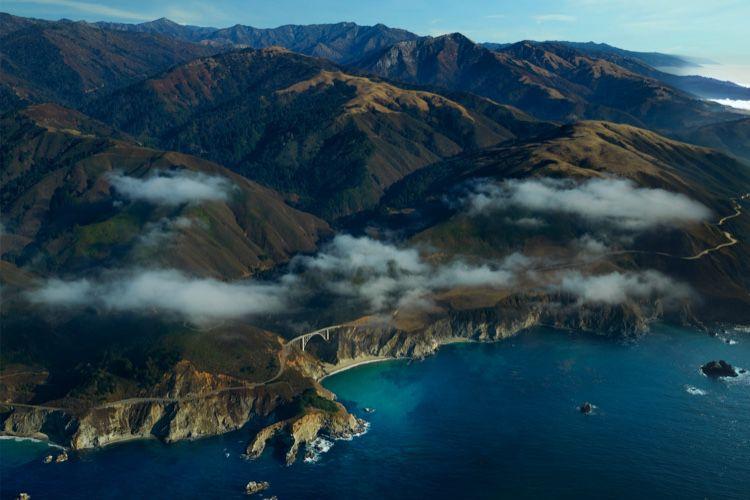 video en galerie : Big Sur s'effondre, aucune victime à déplorer