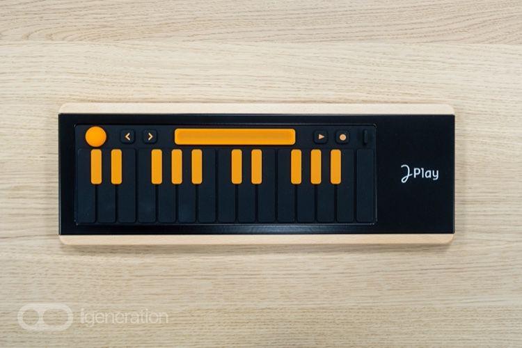 Test du Joué Play, une surface tactile pour les musiciens en herbe