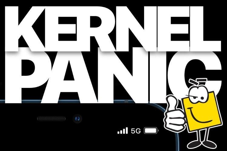 Kernel Panic #15 allume la 5G !