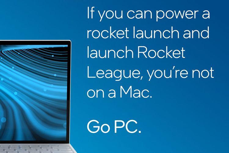 Intel continue ses comparaisons absurdes pour tenter de dénigrer l'Apple M1 - MacGeneration