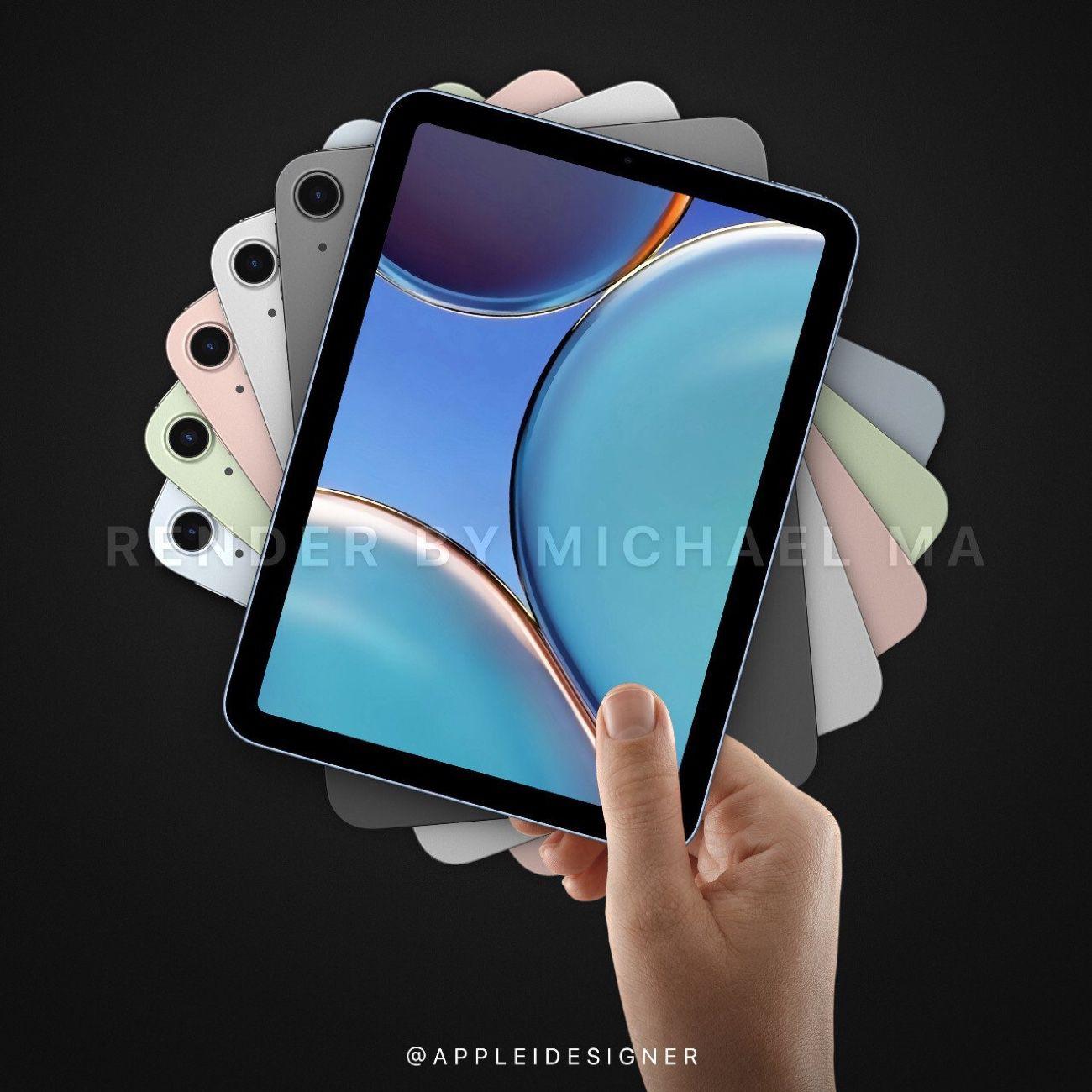 Concept : cet iPadmini ne manque pas d