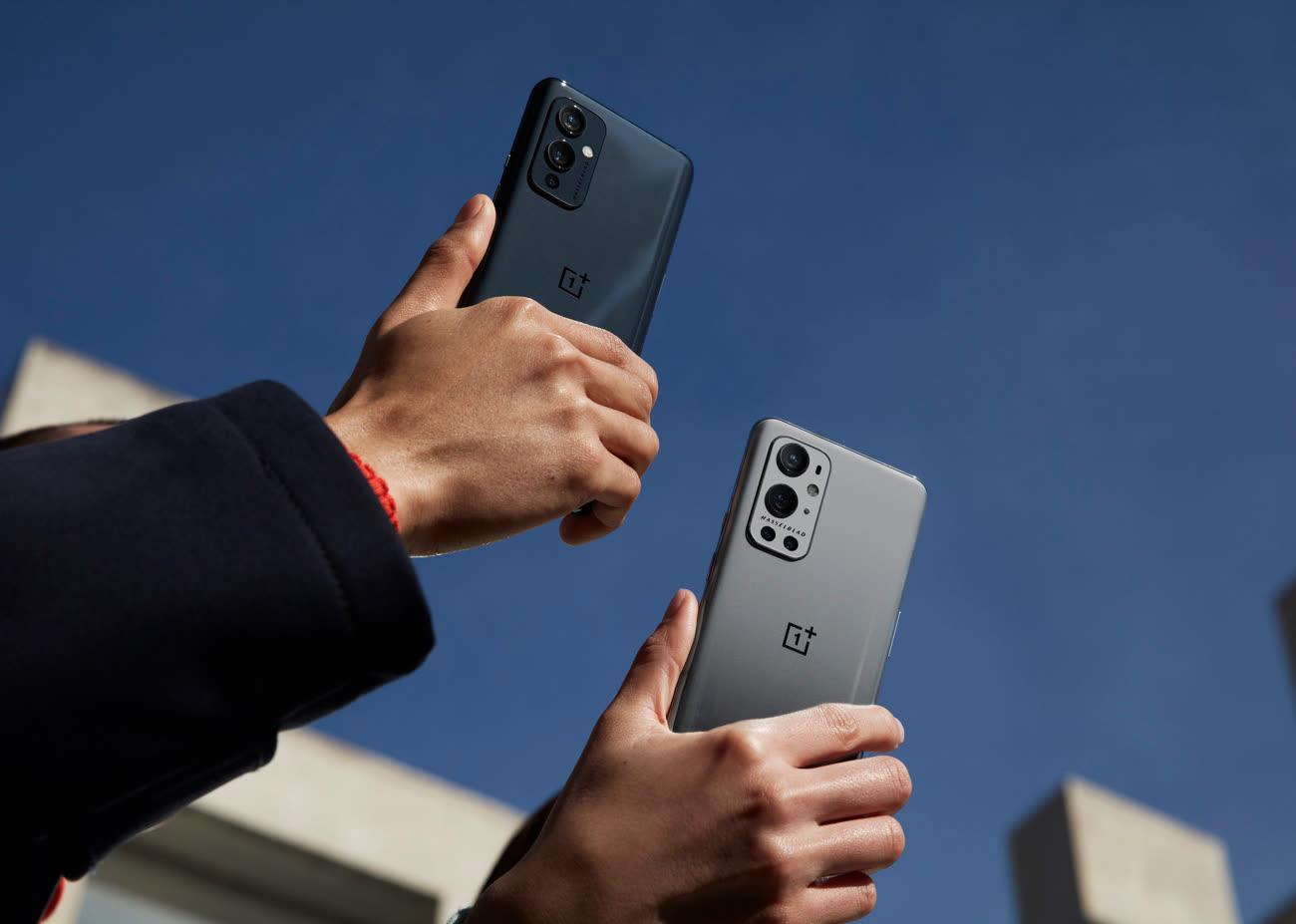 Quel smartphone a le meilleur appareil photo ? Notre comparatif de 2021 - OnePlus 9 Pro www.heavybull.com