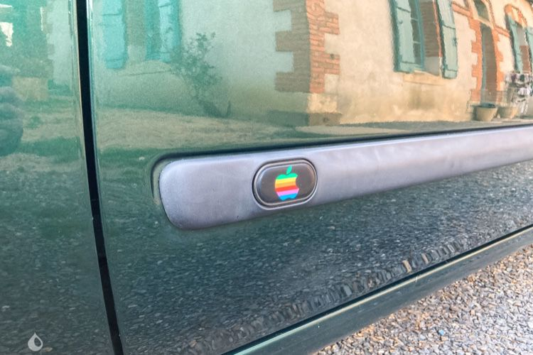 La «voiture Apple» pas encore sortie, déjà aux enchères!