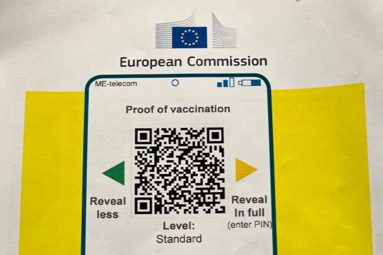 Covid-19: le certificat sanitaire européen mis en place à partir du 15 juin