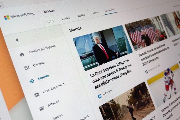 Soutien à la presse : Google sort la sulfateuse contre Microsoft - MacGeneration