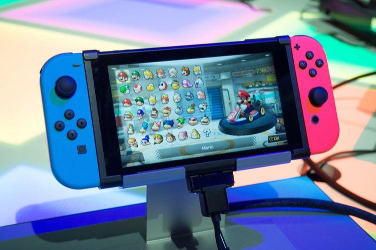 """Une nouvelle Nintendo Switch avec écran OLED 7"""" sortirait d'ici la fin de l'année"""