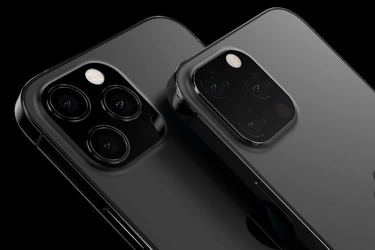 iPhone 13, le point sur les rumeurs : nouveaux rendus 3D