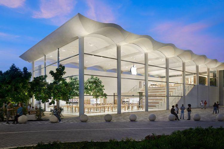 La France et le Brésil restent les seuls pays où des AppleStore sont fermés