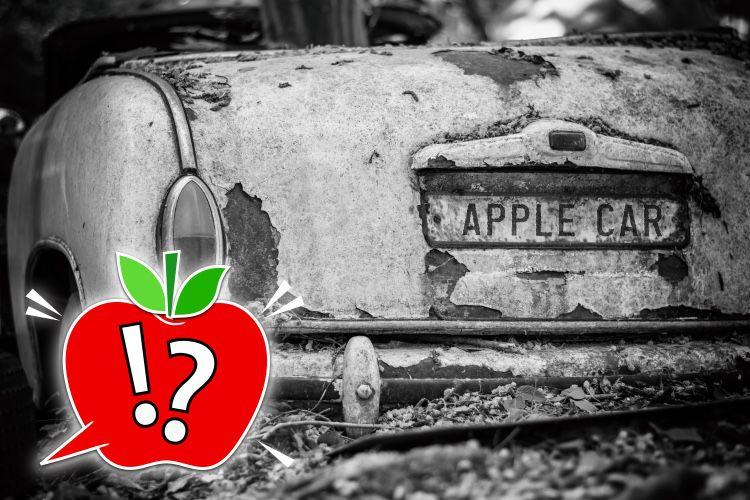 Pourquoi je ne veux pas d'Apple Car
