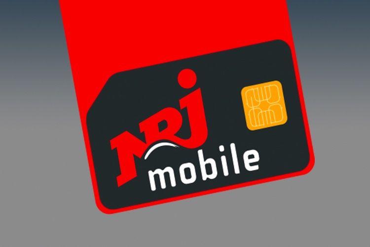 150 Go de data à 7,99€/mois pendant un an chez NRJ Mobile