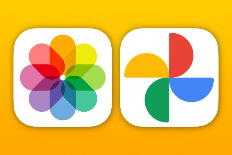 Apple lance un service de transfert des photos iCloud vers Google Photos