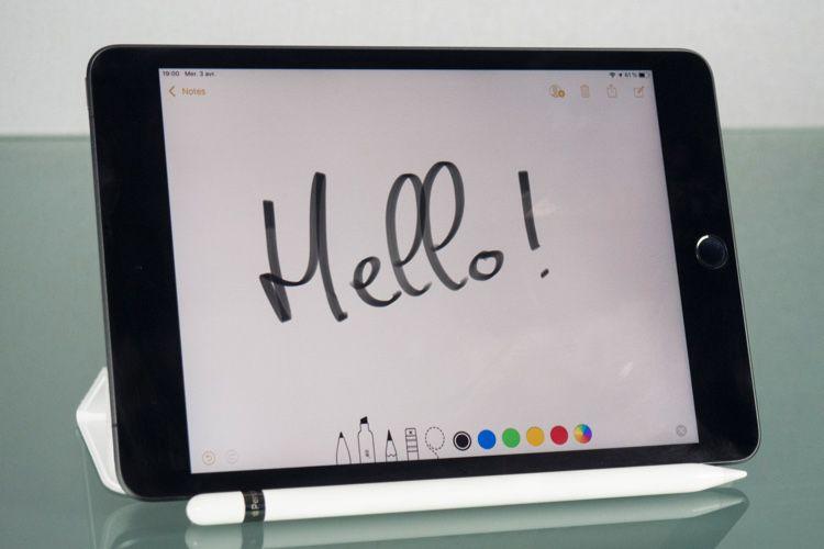 L'iPadmini 6 après le printemps finalement?