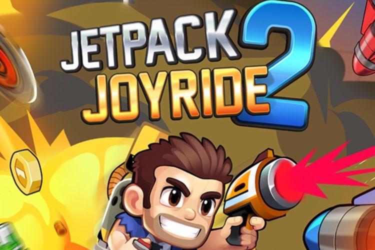 Dix ans après, Jetpack Joyride 2 veut toujours tout faire sauter