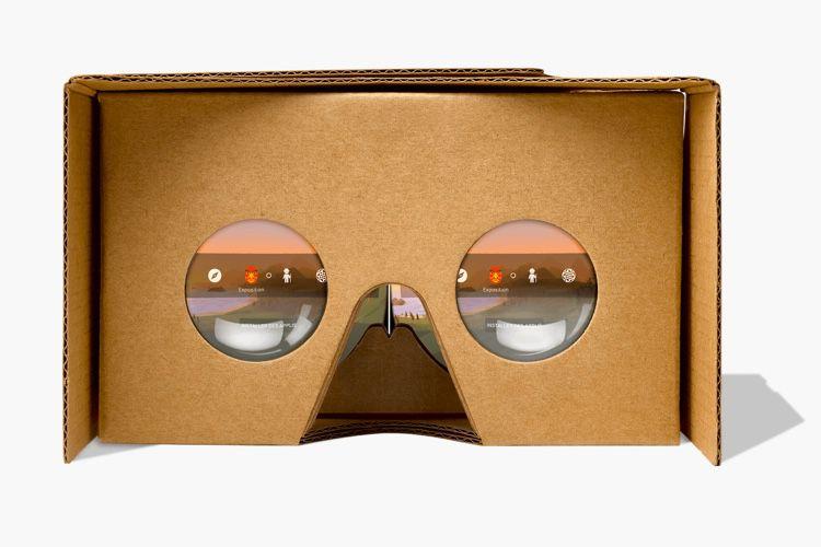 La VR de Google à l'arrêt : le Cardboard fait ses cartons