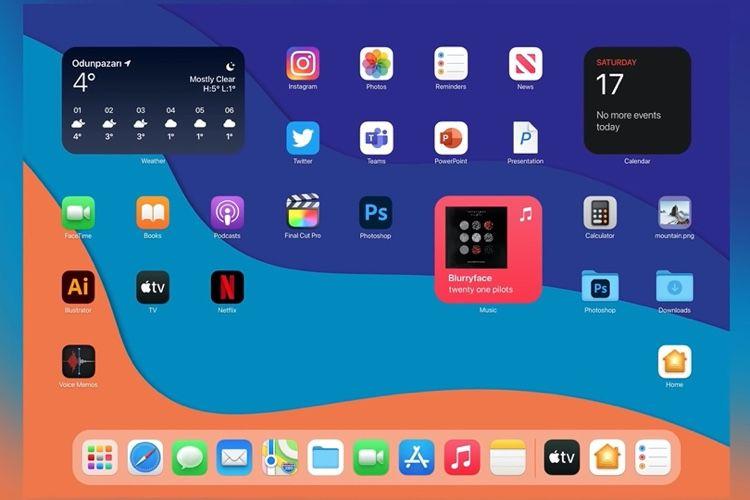 iPadOS15: un concept cohérent qui donne envie