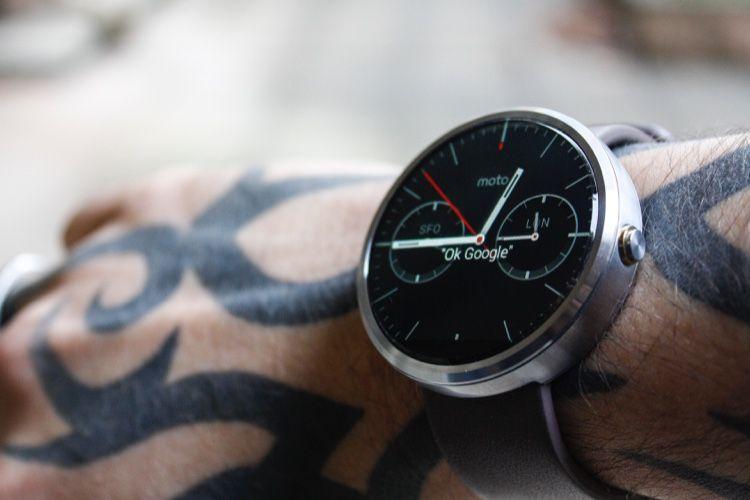 Trois nouvelles montres connectées Motorola en 2021