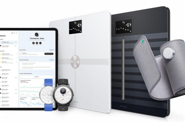 Interview : Withings veut devenir le «fournisseur d'appareils qui produisent des données depuis le confort de la maison des patients»