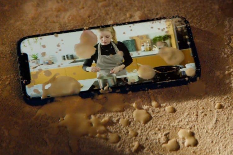 video en galerie : Une cuisine d'enfer, avec un Top iPhone