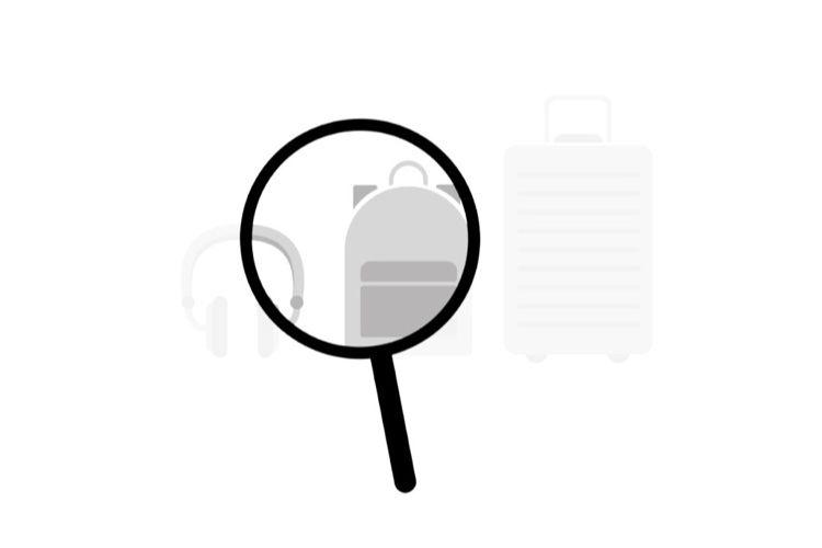 iOS 14.5 bêta3: la section Objets activée par défaut dans l'app Localiser