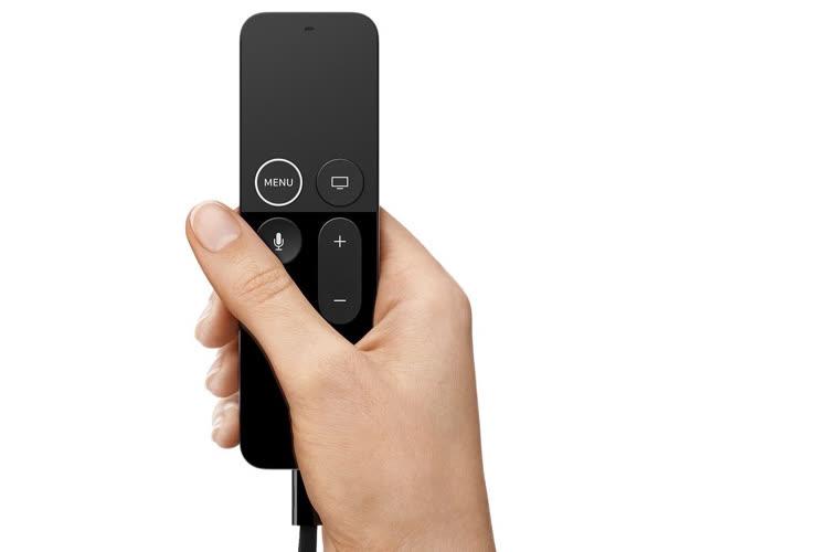AppleTV : il y aurait bien une nouvelle télécommande en préparation