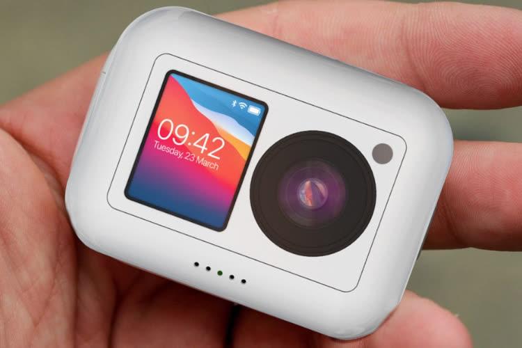 video en galerie : AirCam, un concept sympa pour une petite caméra Apple
