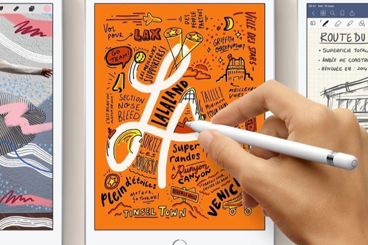 Promo : iPadmini 5 Wi-Fi 256 Go à 499€ (-130€)