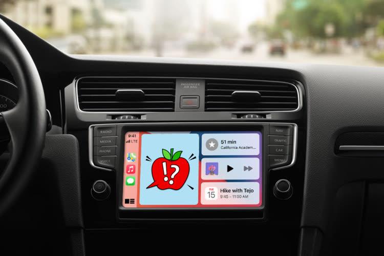 La «voiture Apple» ne sera pas une «voiture» Apple