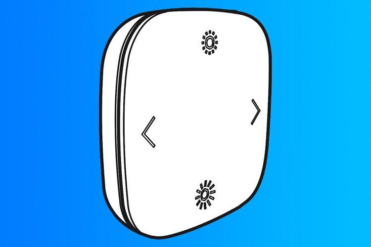 STYRBAR, une nouvelle télécommande TRÅDFRI annoncée par l'app IKEA