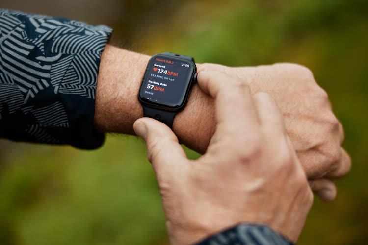 Nouvelle étude clinique d'Apple pour détecter la Covid-19