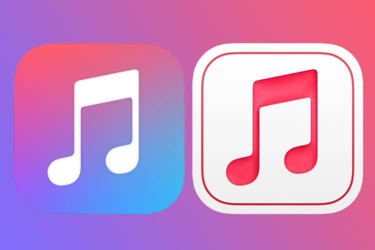 Apple continue de renouveler le style des icônes de ses apps secondaires 🆕