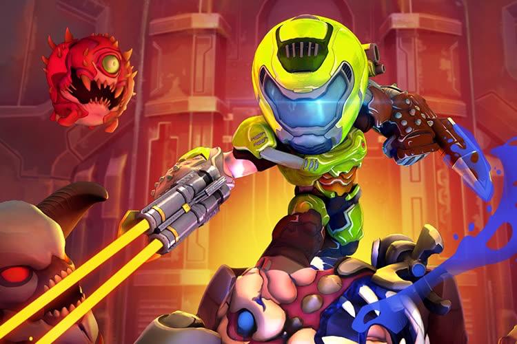 Mighty Doom : premier jeu mobile Doom en plus de dix ans