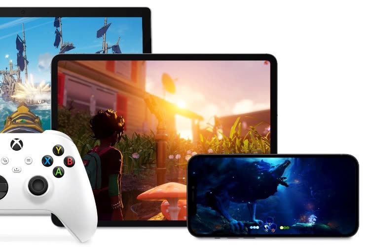 Xbox Cloud Gaming : Microsoft lance son service de jeux en streaming sur iOS 🆕