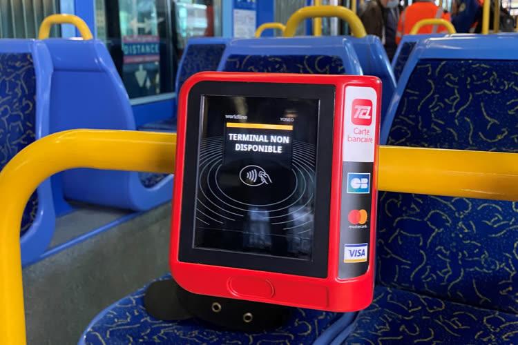 À Lyon, on pourra bientôt payer les transports en commun avec ApplePay