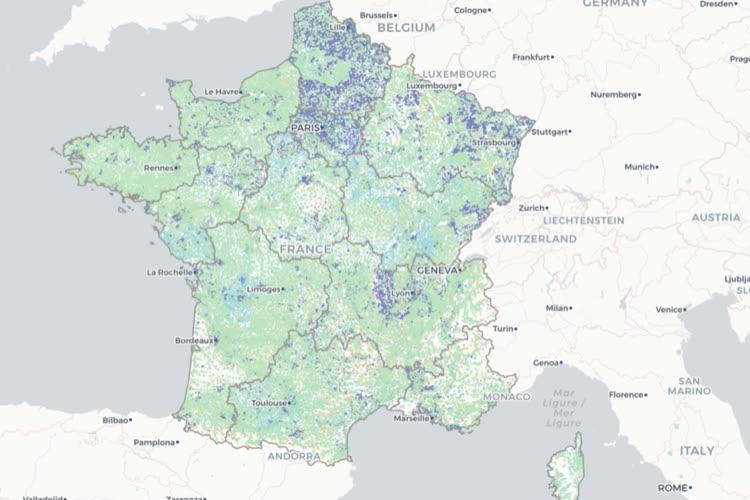 Arcep : « Ma connexion internet» trouve les bons débits du fixe en France