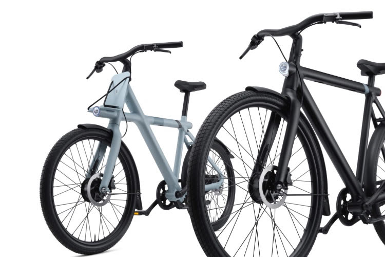 Il a fallu neuf mois à VanMoof pour développer les premiers vélos compatibles Localiser