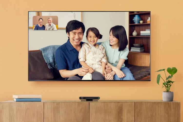 Pour le salon, Apple réfléchirait à fusionner AppleTV, HomePod et caméra
