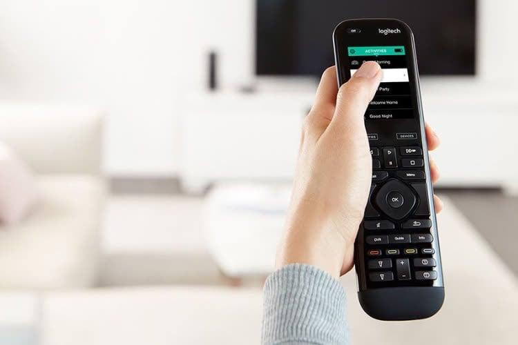 Logitech confirme la fin des télécommandes Harmony