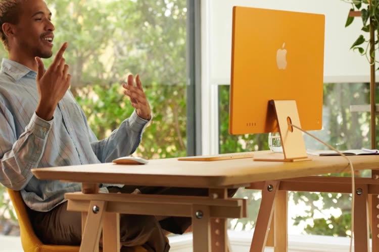 """Les nouveaux iMac 24"""" fins et colorés sont sur l'AppleStore"""